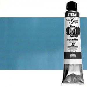 Totenart-Óleo Titan Goya color azul celeste, 200 ml.