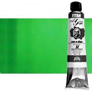 Totenart-Óleo Titan Goya color verde Goya claro, 200 ml.