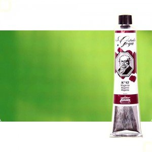 totenart-oleo-titan-goya-67-verde-cinabrio-tubo-60-ml