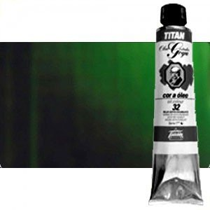 Totenart-Óleo Titan Goya color verde vejiga, 200 ml.