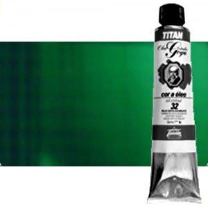 Totenart-Óleo Titan Goya color verde Goya oscuro, 200 ml.