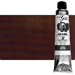 Totenart-Óleo Titan Goya color pardo Goya, 200 ml.