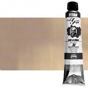 Totenart-Óleo Titan Goya color gris Goya, 200 ml.
