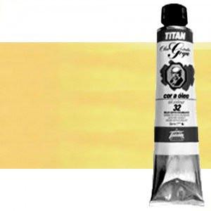 Totenart-Óleo Titan Goya color amarillo Nápoles, 200 ml.