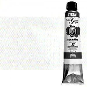 Totenart-Óleo Titan Goya color blanco titanio, 200ml.