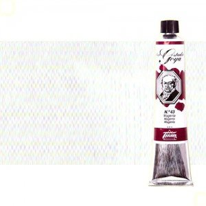 Óleo Titan Goya color blanco titanio (60 ml)