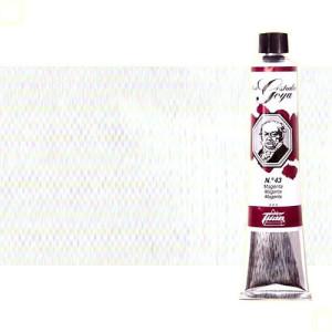 Óleo Titan Goya color blanco titanio (60 ml)