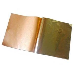 totenart-Pan de Oro Fino 22 K, librito 25 h. 8x8 cm