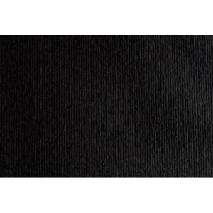 Totenart-Papel Fabriano Elle Erre Negro, 220 gr, Algodon, 70x100 cm.