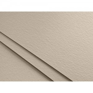 totenart-Papel Fabriano Unica, Crema, 250 gr., 50x70 cm.