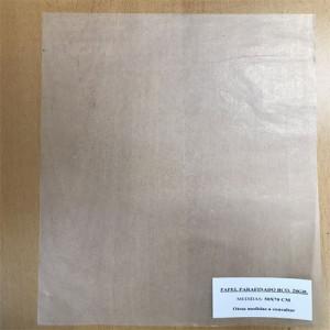 Totenart-Parafinado Blanco, 60x80 cm.