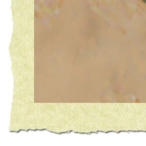 totenart-Papel pergamino marmoleado Amarillo, A4, 200 gr.