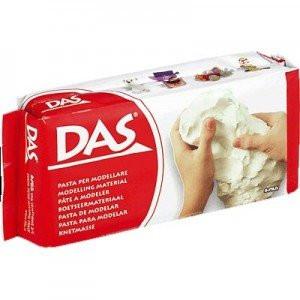totenart-Pasta DAS Blanca, 1 kg.