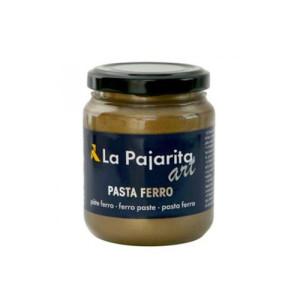 totenart-Pasta Ferro color oro La Pajarita 175 gr.