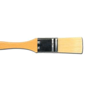 Totenart. Paletina Art de pelo de cerda de mango largo (nº 04)