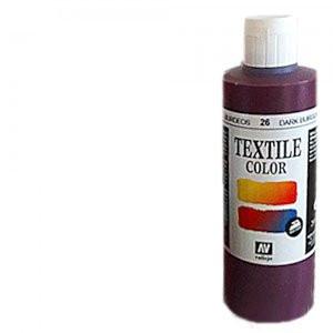 totenart-Pintura Textil Vallejo Blanco, 200 ml.