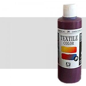 totenart-Pintura Textil Vallejo Plata Metal, 200 ml.
