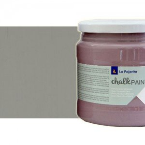 totenart-Pintura tiza Gris New York La Pajarita (600 ml.)