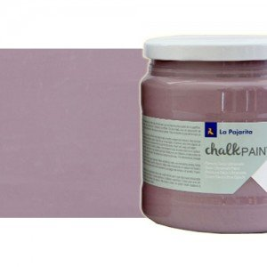 totenart-Pintura tiza Malva fumé La Pajarita (600 ml.)