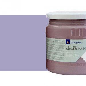 totenart-Pintura tiza Violeta La Pajarita (500 ml.)