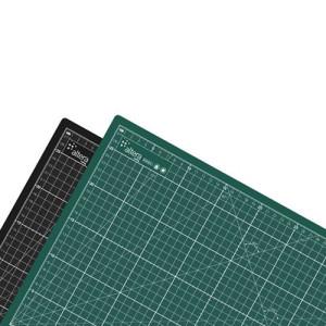 Totenart-Plancha de corte profesional A2, doble cara, 5 capas
