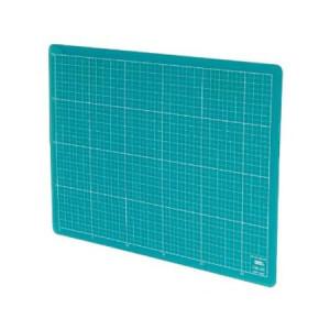Totenart-Plancha de Corte Verde, 90x120 cm.