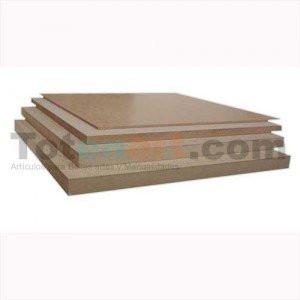 totenart-Plancha DM 50x60 cm., 1cm.
