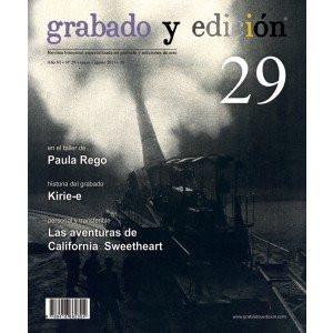 totenart-Revista Grabado y Edicion, n. 29