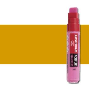 Totenart. Rotulador acrilico Amsterdam color Ocre Amarillo 227 (15mm.)
