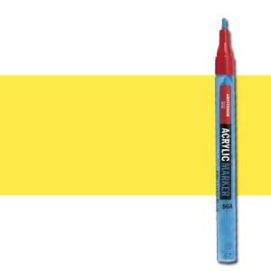 totenart-Rotulador acrilico Amsterdam color Amarillo Reflex 256 (2 mm.)