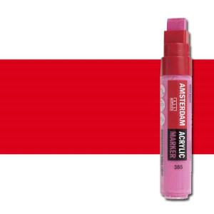 Totenart. Rotulador acrilico Amsterdam color Rojo Pyrrole 315 (15 mm.)