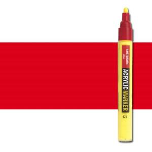 totenart-Rotulador acrilico Amsterdam color rojo pyrrol 315 (4 mm.)