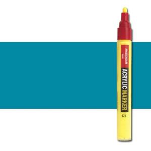 totenart-Rotulador acrilico Amsterdam color Azul Turquesa 522 (4 mm.)