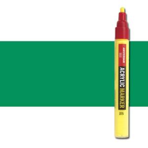totenart-Rotulador acrilico Amsterdam color Verde Paolo Verones 615 (4 mm.)