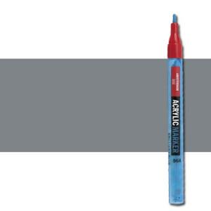 totenart-Rotulador acrilico Amsterdam color Gris Neutro 710 (2 mm.)