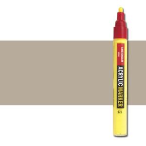totenart-Rotulador acrilico Amsterdam color Gris Calido 718 (4 mm.)