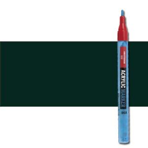 totenart-Rotulador acrilico Amsterdam color Negro Oxido 735 (2 mm.)
