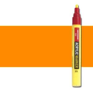 Totenart-Rotulador acrilico Amsterdam color anaranjado reflex 257 (4 mm.)