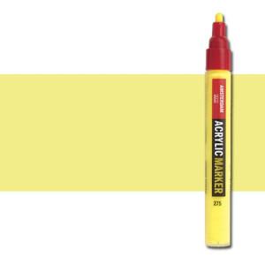 Totenart. Rotulador acrilico Amsterdam color Oro Claro 802 (4 mm.)
