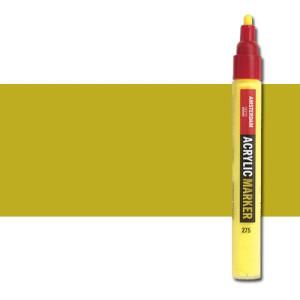 Totenart. Rotulador acrilico Amsterdam color Oro Oscuro 803 (4 mm.)