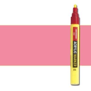 Totenart-Rotulador acrilico Amsterdam color rosa reflex 384 (4 mm.)