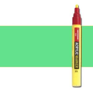 Totenart-Rotulador acrilico Amsterdam color Verde Reflex 672 (4 mm.)