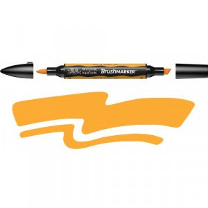 Rotulador Brushmarker Gold (O555) Winsor & Newton Totenart