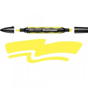 Rotulador Brushmarker Lemon (Y747) Winsor & Newton Totenart
