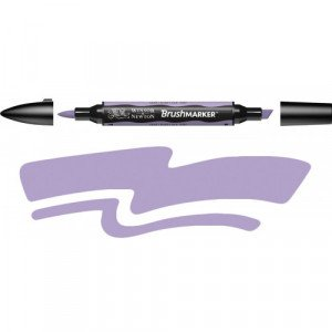 Rotulador Brushmarker Lilac (V327) Winsor & Newton Totenart