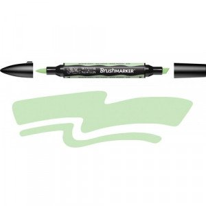 Rotulador Brushmarker Meadow Green (G339) Winsor & Newton Totenart