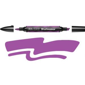 Rotulador Brushmarker Purple (V546) Winsor & Newton Totenart