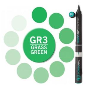 Totenart. Rotulador Chameleon Verde Hierba GR3