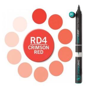 Totenart. Rotulador Chameleon Rojo Crimson RD4