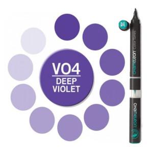Totenart. Rotulador Chameleon Violeta oscuro V04